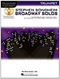 Sondheim Broadway Solos Trumpet Book/CD Play-Along (Hal Leonard Instrumental Play-Along)