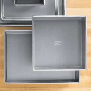 Chicago Metallic Commercial Baking Pan: Rectangular