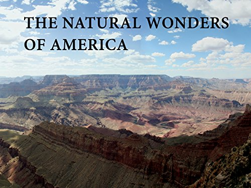The Natural Wonders Of America - Season 1