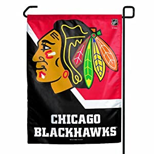 NHL Chicago Blackhawks Garden Flag