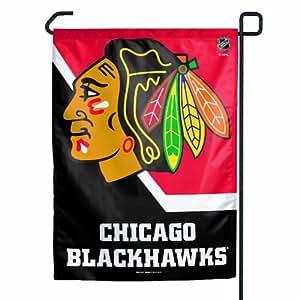NHL Chicago Blackhawks Garden Flag
