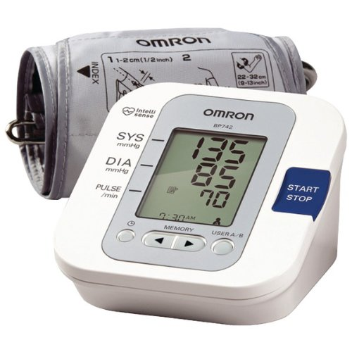 Cheap 5 Series Upper Arm Blood Pressure Monitor – OMRON (OMRBP742-38_7100)