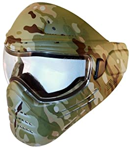Save Phace So Phat Series Boo Tactical Mask with Crye Multi-Cam Camo Pattern