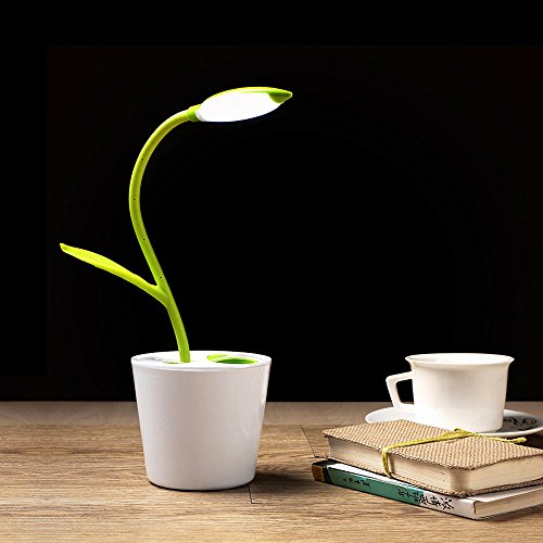 iEGrow Flexible USB Touch LED Desk Lamp