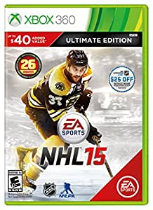 NHL 15 (Ultimate Edition) - Xbox 360