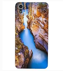 ColourCraft Beautiful Scenery Design Back Case Cover for HTC DESIRE 626