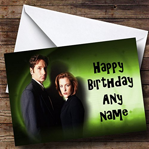 the-x-files-personalised-birthday-card