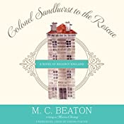 Colonel Sandhurst to the Rescue: The Poor Relation Series, Book 5 | M. C. Beaton writing as Marion Chesney