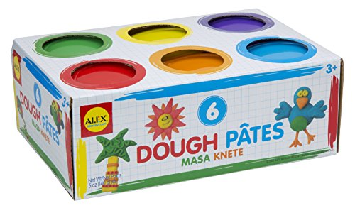 ALEX Toys Artist Studio Dough in Basic Colors
