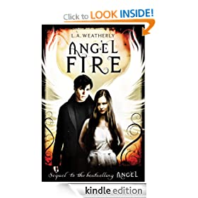 Angel Fire (Angel Trilogy): Angel Trilogy, Book 2