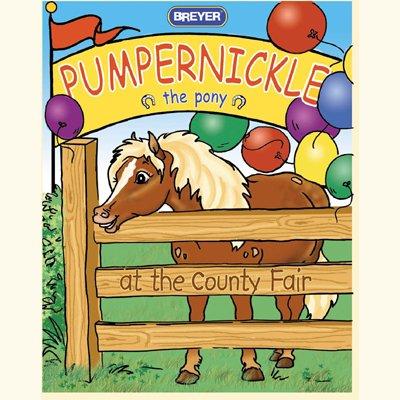 breyer-pumpernickel-colouring-book