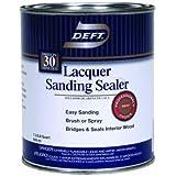 Deft Lacquer Sanding Sealer 1 Qt