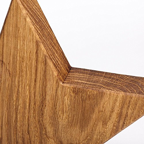 Holzstern-aus-Eichenholz-handgefertigt-in-Bayern-verschiedene-Gren-zur-Auswahl-Deko-Stern-aus-Holz