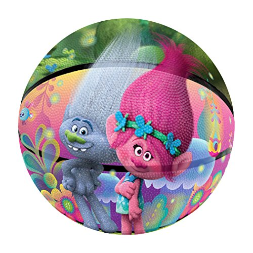 hedstrom-dreamworks-jr-athletic-trolls-rubber-basketball