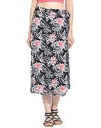 Ceylin Rapron Skirt X-Large