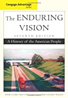 Cengage Advantage Books: The Enduring Vision by Boyer