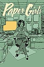 Paper Girls #6 by Brian K. Vaughan
