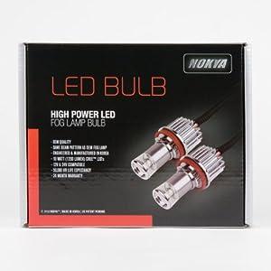 Nokya Hi-power 9006 (Hb4) LED Fog Light Bulb - 6000K