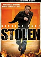 Stolen Dvd Digital Copy from Millennium
