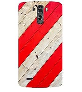 Evaluze pattern Printed Back Case Cover for LG G3