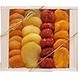 Broadway Basketeers Premium Dried Fruit Assortment (Small) Gift Tray, 10 Ounce Box