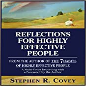 Reflections for Highly Effective People | [Stephen R. Covey]