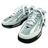 (ABS) ボウリングシューズ NV-4 ホワイト・シルバー 【ボウリング用品 靴】 ランキングお取り寄せ