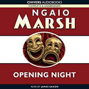 Opening Night | [Ngaio Marsh]