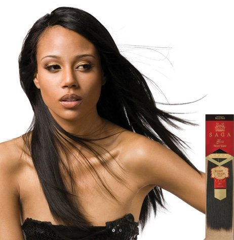 Milky Way Saga Gold Remy Human hair 12
