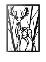 Best Seller Living Decoración Pared Deer