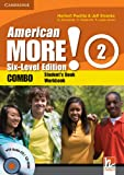 American More! Six-Level Edition Level 2 Combo with Audio CD/CD-ROM