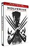 Wolverine : Le combat de l'immortel [�dition Collector Combo Blu-ray 3D + 2D + 2D Version Longue bo�tier SteelBook]