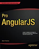 Pro AngularJS Front Cover