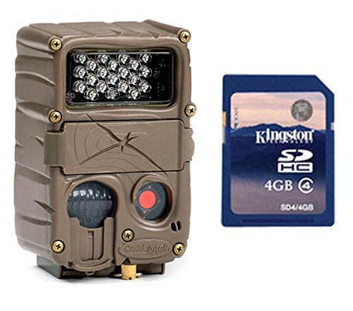 CUDDEBACK E2 Long Range IR Infrared 20 MP Trail Game Hunting Camera + SD Card