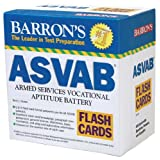 Barron's ASVAB Flash Cards: Armed Services Vocational Aptitude Battery by Terry L. Duran