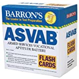 Barrons ASVAB Flash Cards: Armed Services Vocational Aptitude Battery