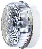 L'Ébénoïd EBE077742 Éclairage de Plafond Hublot Rond B22 75 W
