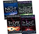 Sergei Lukyanenko Sergei Lukyanenko Night Watch Trilogy 4 Books Collection Pack Set RRP: £34.68 (The Last Watch, The Day Watch, The Twilight Watch, The Night Watch)