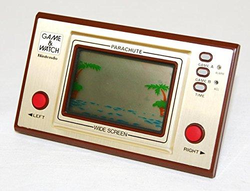 任天堂 Nintendo PR-21 パラシュート(PARACHUTE) GAME&WATCH ゲーム&ウォッチ(ゲームウォッチ)ワイドスクリーン