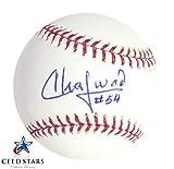 世界最速 アロルディス チャップマン 直筆サイン入り 公式MLBボール JSA社筆跡鑑定証明書付き シードスターズ