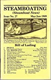 img - for Steamboating (Steamboat News) May/Jun 1989 (periodical bimonthly) book / textbook / text book