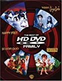 Cover art for  The Best of HD DVD - Family (Happy Feet / Tim Burton's Corpse Bride / Scooby-Doo / The Ant Bully)