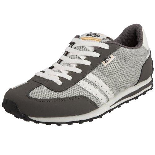 DVS Shoes Men's Volari SP4 Mesh Skateboarding Shoe Grey 4 UK