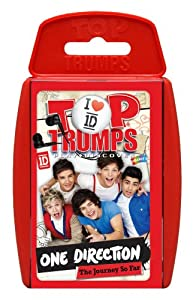 Top Trumps One Direction Card Game