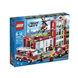 Fire Station LEGO® City Set 60004