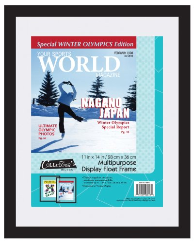 MCS Magazine Display Float Frame 11 x14 (40946) (Display Case For Magazine compare prices)