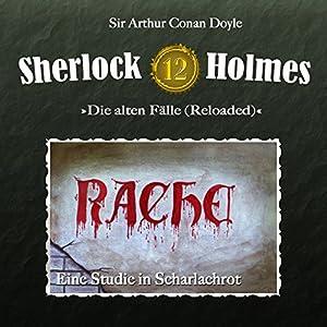 Eine Studie in Scharlachrot (Sherlock Holmes - Die alten Fälle 12 [Reloaded]) Hörspiel