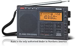 Tecsun PL-600 AM/FM/LW Shortwave Radio with SSB Reception