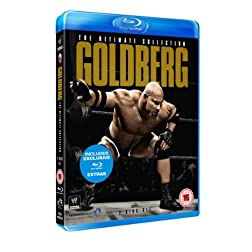 Wwe-Goldberg: The Ultimate Collection [Blu-ray]