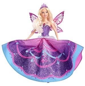 Mattel Y6373 - Barbie Mariposa Feenprinzessin, Puppe